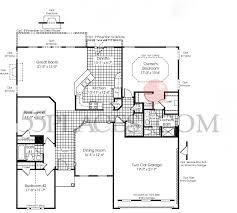 100 ryan homes ohio floor plans the brentwood ryan homes