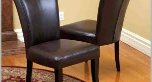 leather dining room chair brown leather dining room chairs biddle me