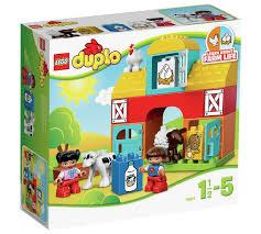 buy lego duplo my farm 10617 at argos co uk your