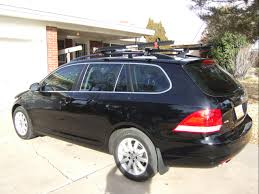 Jetta Roof Rack by 09 Jsw W Panroof How To Carry Luggage Tdiclub Forums