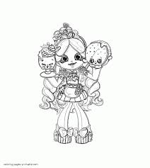 shopkins season 3 coloring pages lucy smoothie