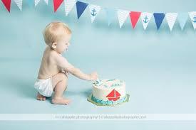 nautical cake 1st birthday nautical theme cake smash medford ma crabapple
