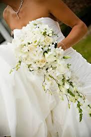 Cascading Bouquet Cascading Teardrop Bouquets Wedding Flair
