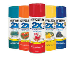 rust oleum painter u0027s touch 2x spray paint can ultra cover paint