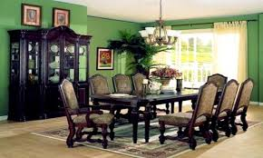 dining room sets with china cabinet formal dining room table