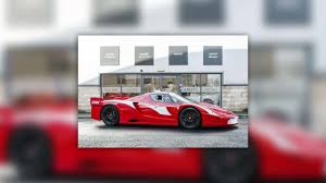 ferrari enzo the world u0027s only street legal ferrari enzo fxx is for sale