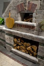 Unilock Fireplace Kits Price Photos