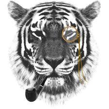 mr tiger t shirt design by chetan fancy tshirts com