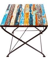 Reclaimed Wood Bistro Table Get This Last Minute Shopping Deal On Ecochic Lifestyles Luna Sea