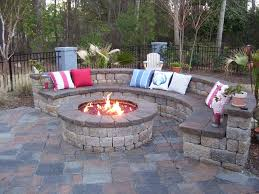 Patio Firepit Gas Outdoor Pit Amepac Furniture