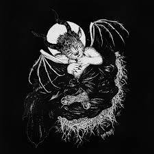 black veil baby baphomet shirt designed by the black veil studio for the