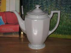 mikasa ultima super strong fine china teapot large white china
