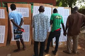 tenue d un bureau de vote conclusion du comité d audit du fichier électoral 2018 du mali