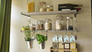 Kitchen Wall Shelves Ideas Metal Shelves For Kitchen Wall