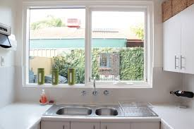 kitchen decorating bow window kitchen sink bay window ideas