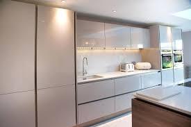 Handleless Kitchen Cabinet  Sequimsewingcentercom - Kitchen cabinets nz