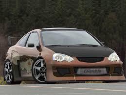 Bronze Acura Rsx Turbo U0027d Rpm City