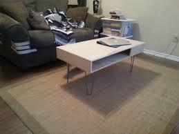 Plywood Coffee Table Diy Midcentury Modern Coffee Table Loryn With A Y Lorynwithay