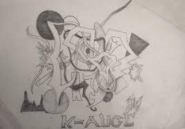 abstract pencil sketch by godzillabadger on deviantart