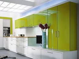 kitchen cabinet trends 2017 light green kitchen cabinet color with white interior design for