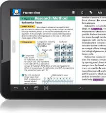 pearson etext app for android pearson etext apps for android devices