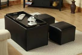 Coffee Table With Ottoman Seating Coffee Table With Ottoman Seating Underneath Artsport Me