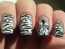 30 fierce animal print nail designs 1
