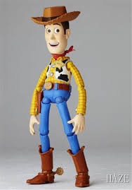 shop sci fi revoltech toy story woody action figure