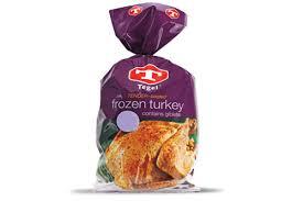 frozen whole turkey tegel whole frozen turkey 5 5kg hamilton wholesale meat