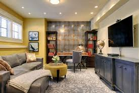 Basement Office Design Ideas Basement Home Office Design And Decorating Tips Office Designs