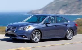 subaru outback touring blue 2016 subaru legacy and outback more starlink more eyesight