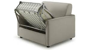 canape lit une place fauteuil lit convertible tissu greige spécialiste canapé lit