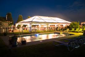 clear wedding tent official blue peak tents tent rentals and wedding tent