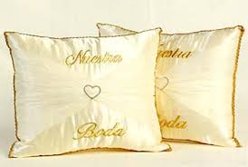 wedding kneeling pillows wedding kneeling pillows in ivory white mexican wedding