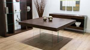 White Square Kitchen Table by Large Square Dining Table 85 With Large Square Dining Table Home