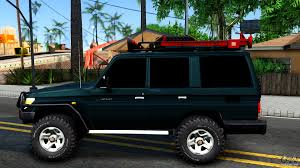 land cruiser off road toyota land cruiser 70 off road v1 0 for gta san andreas