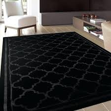 Solid Black Area Rugs Black Area Rugs Blue And Black Rugs Rug Designs Furniture Solid