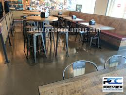 Laminate Flooring Columbus Ohio Mod Pizza Polaris Polished Concrete Sealer Columbus Ohio
