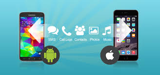 apple to android transfer how to sync android contacts to iphone syncios manager for ios