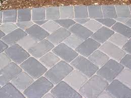 Types Of Pavers For Patio Various Types Of Paving Stones Grandview Landscape