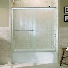 Kohler Fluence Shower Doors Kohler R702200 G54 Shp Fluence Frameless Bypass Shower Door With