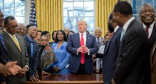 Trump In The Oval Office The Gop U0027s Long History With Black Colleges Politico Magazine