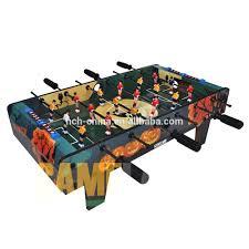 halloween theme baby foot mini foosball table hand soccer game