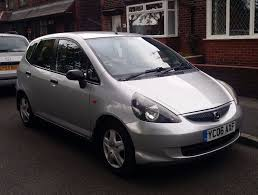 honda jazz fit 2006 1246cc petrol manual silver only 86000