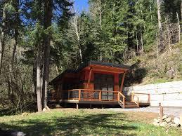 new modern mt rainier cabin wrap around vrbo