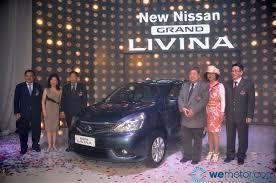 accessories nissan grand livina 2012 launch 2013 new nissan grand livina rm86 880 onwards wemotor com
