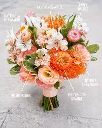 wedding flowers wi best 25 orange wedding flower pictures ideas on