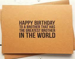 brother birthday etsy