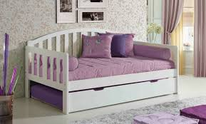 White Wooden Daybed Bedroom White Wooden Daybed With Trundle 421242922201725 White