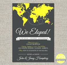 wedding reception invitation wording after ceremony beautiful wedding reception invitation wording after